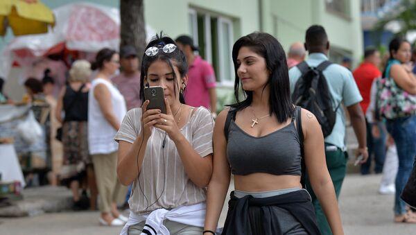 Cuba Internet - Sputnik Mundo