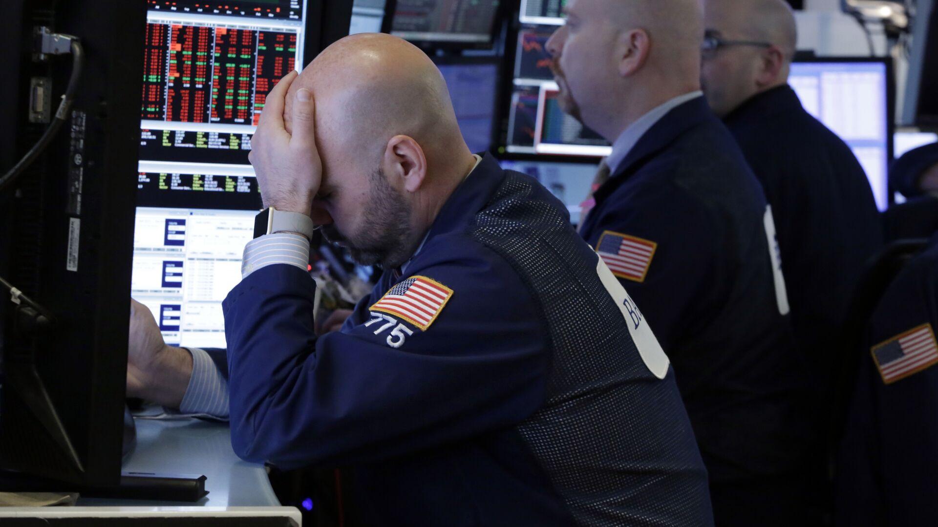 Bolsa de valores (referencial) - Sputnik Mundo, 1920, 30.09.2021