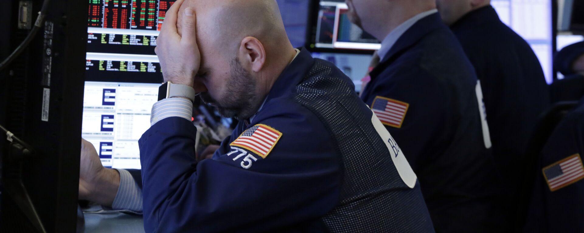 Bolsa de valores (referencial) - Sputnik Mundo, 1920, 16.08.2021
