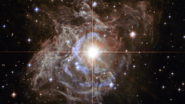 Estrella variable RS Puppis - Sputnik Mundo