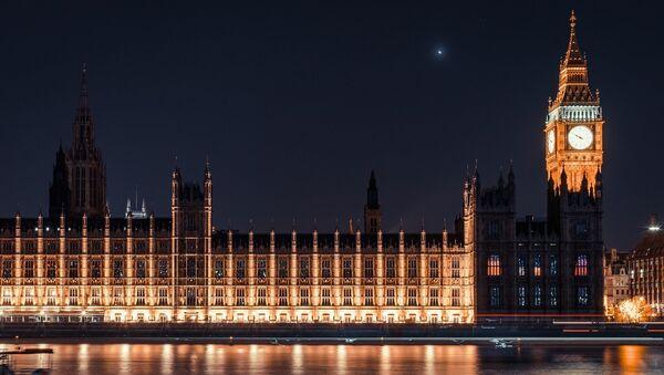 El palacio de Westminster - Sputnik Mundo