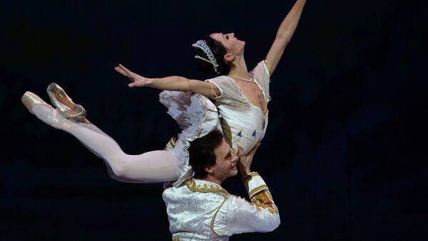 Una escena del ballet El Cascanueces - Sputnik Mundo