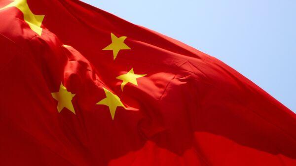 Bandera de China - Sputnik Mundo