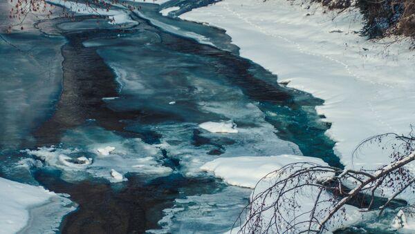 Un río, foto de archivo - Sputnik Mundo