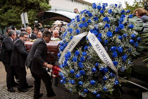 La célebre cantante lírica española Montserrat Caballé falleció el 6 de octubre en Barcelona, su ciudad natal. La soprano tenía 85 años de edad. - Sputnik Mundo