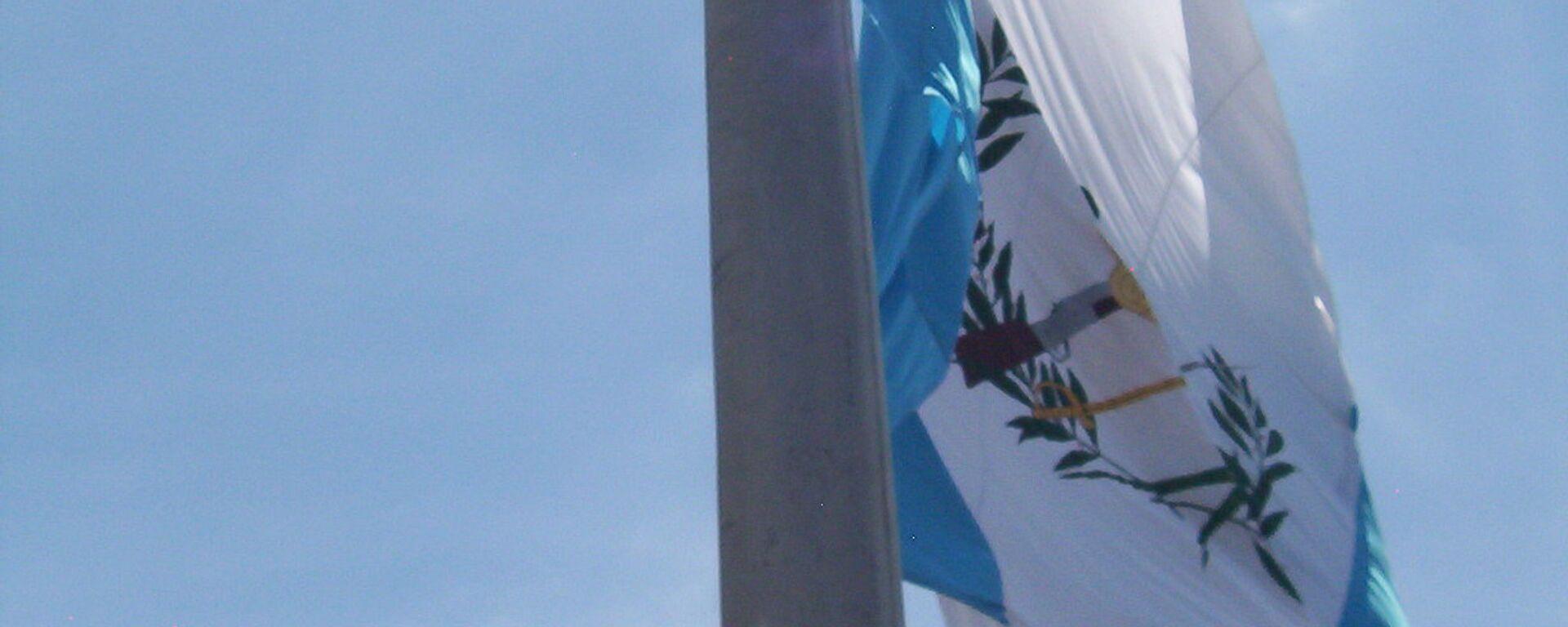 Bandera de Guatemala - Sputnik Mundo, 1920, 03.08.2021