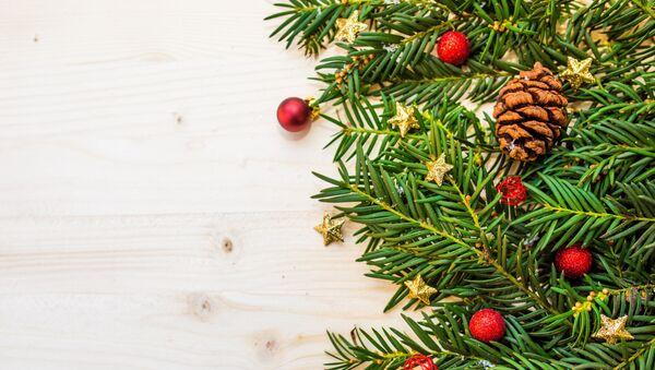 Un árbol de Navidad - Sputnik Mundo