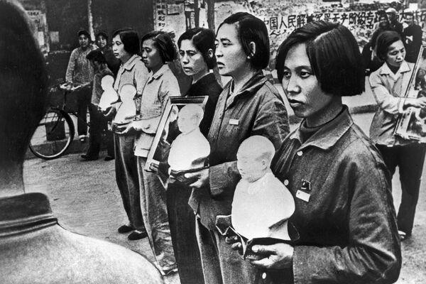 El 125 aniversario del nacimiento de Mao Zedong, en imágenes - Sputnik Mundo