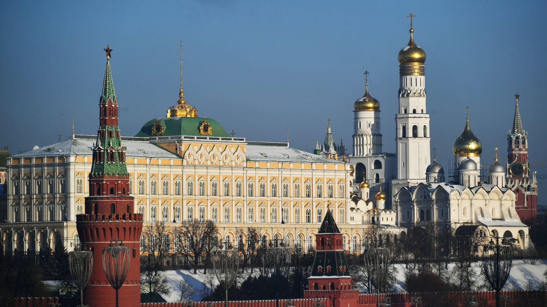 El Kremlin de Moscú - Sputnik Mundo, 1920, 05.02.2021