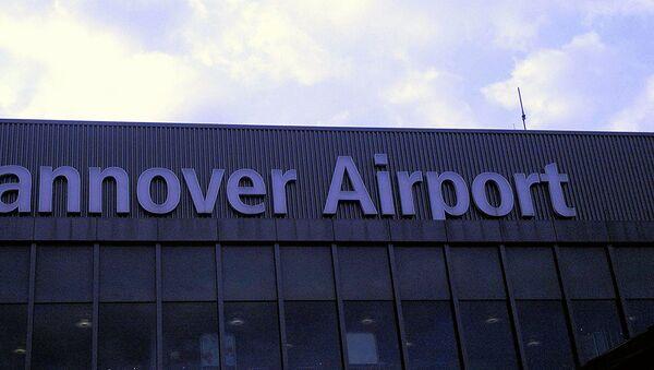 El aeropuerto de Hannover - Sputnik Mundo