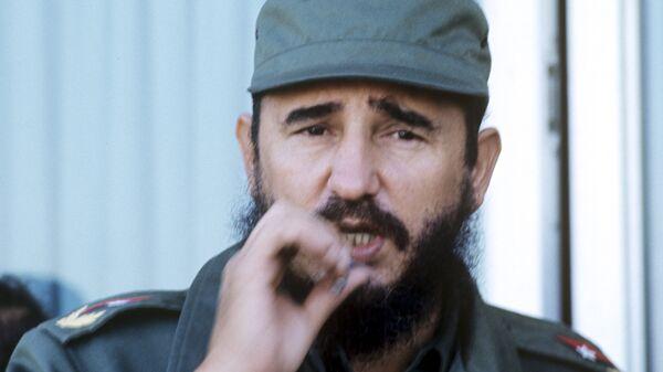 Fidel Castro, el líder de la Revolución cubana - Sputnik Mundo