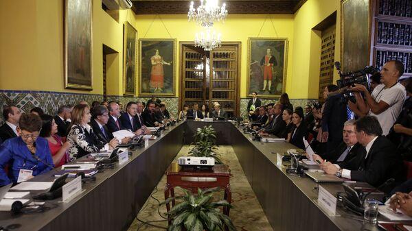 Cumbre del Grupo de Lima (archivo) - Sputnik Mundo