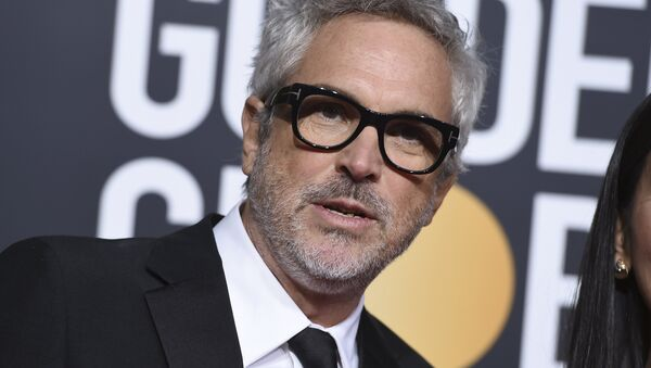 Alfonso Cuarón, cineasta mexicano - Sputnik Mundo