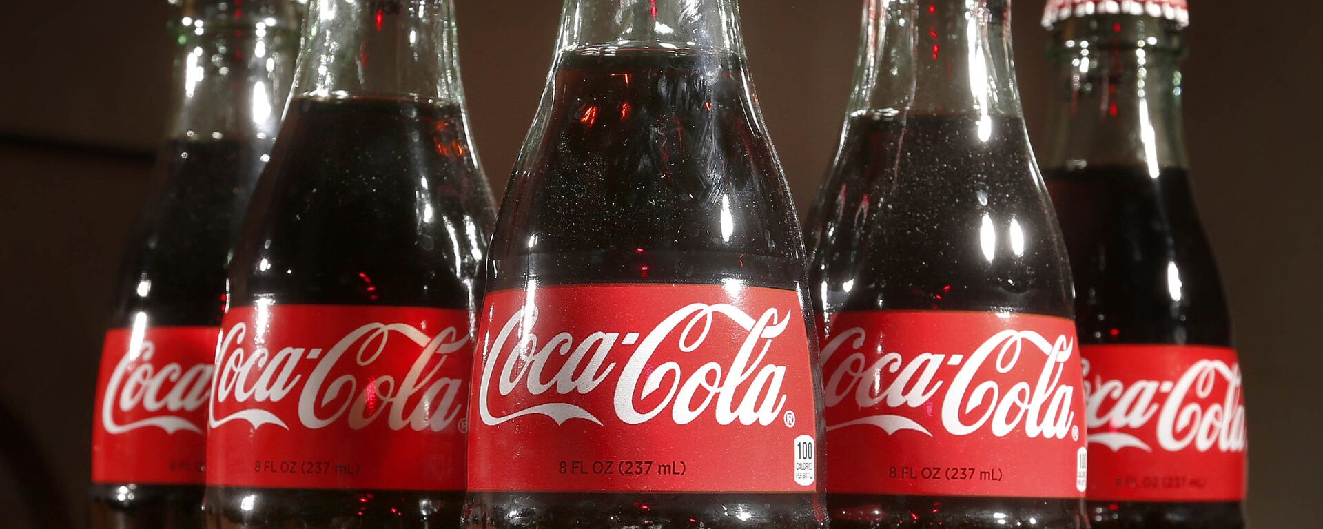 Botellas de Coca-Cola - Sputnik Mundo, 1920, 27.07.2021