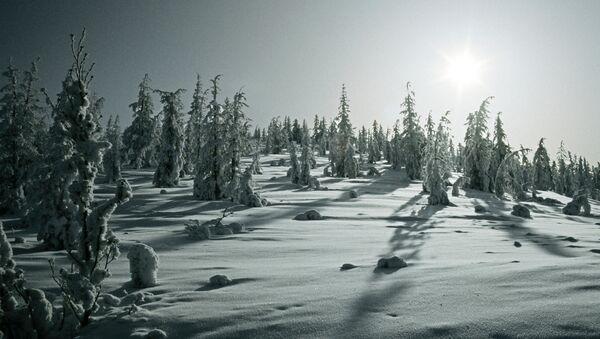 El invierno en la República de Sajá - Sputnik Mundo