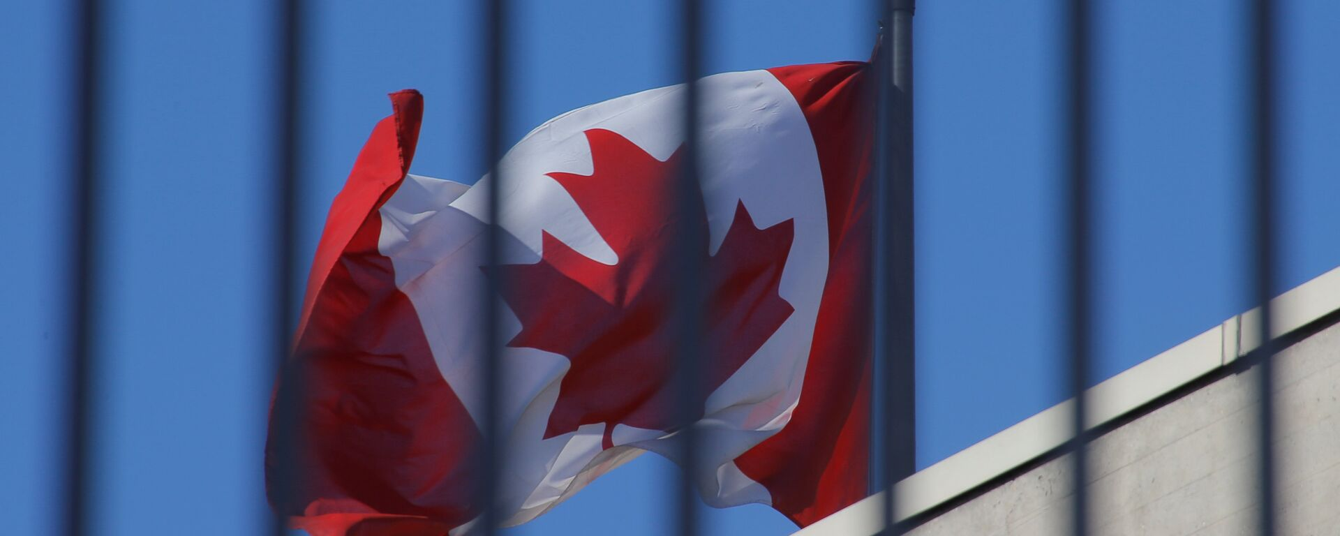 Bandera de Canadá - Sputnik Mundo, 1920, 22.01.2019
