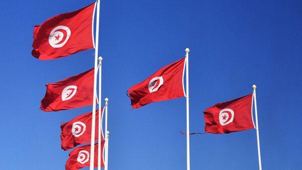 Las banderas de Túnez - Sputnik Mundo