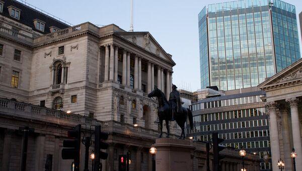 Banco de Inglaterra - Sputnik Mundo