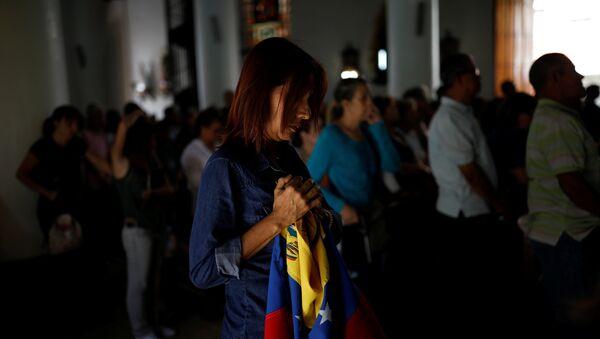 Situación en Venezuela - Sputnik Mundo