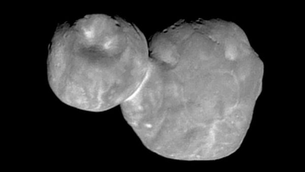 La foto más detallada de Arrokoth, obtenida por New Horizons - Sputnik Mundo