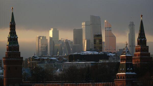 Moscú, capital de Rusia - Sputnik Mundo