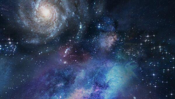 Estrellas, foto de archivo - Sputnik Mundo