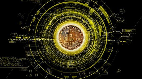Bitcóin, criptomoneda - Sputnik Mundo