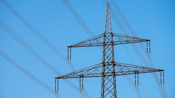 Líneas de electricidad (imagen referencial) - Sputnik Mundo