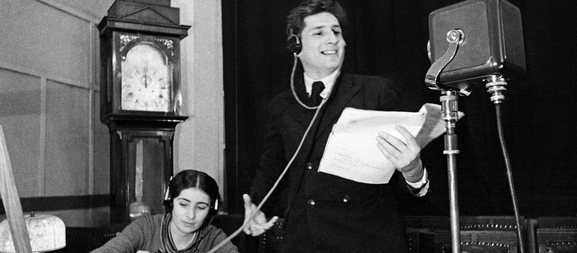 Radio: la voz del pasado que llega al presente - Sputnik Mundo, 1920, 13.02.2019