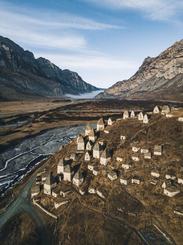 Un mundo sin gente: paisajes apocalípticos en distintos rincones del mundo - Sputnik Mundo