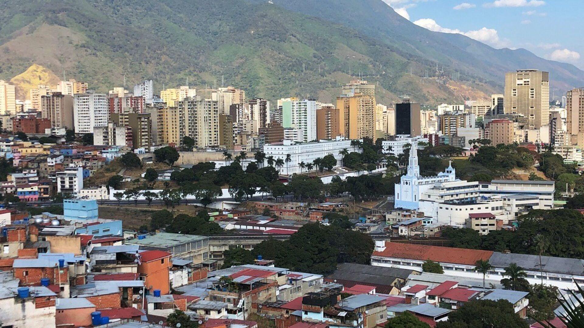 Caracas, capital de Venezuela - Sputnik Mundo, 1920, 17.09.2021