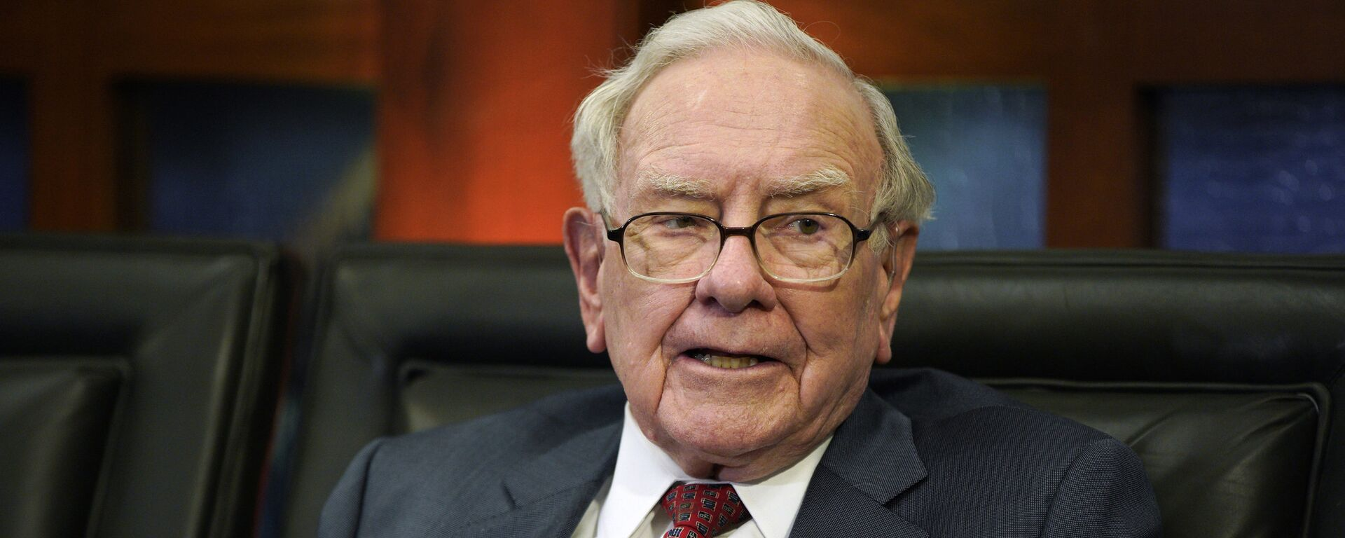 Warren Buffett, multimillonario estadounidense (archivo) - Sputnik Mundo, 1920, 25.07.2021