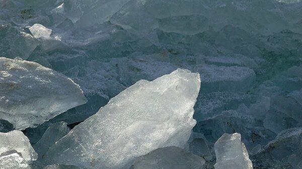 Trozos de hielo, referencial - Sputnik Mundo