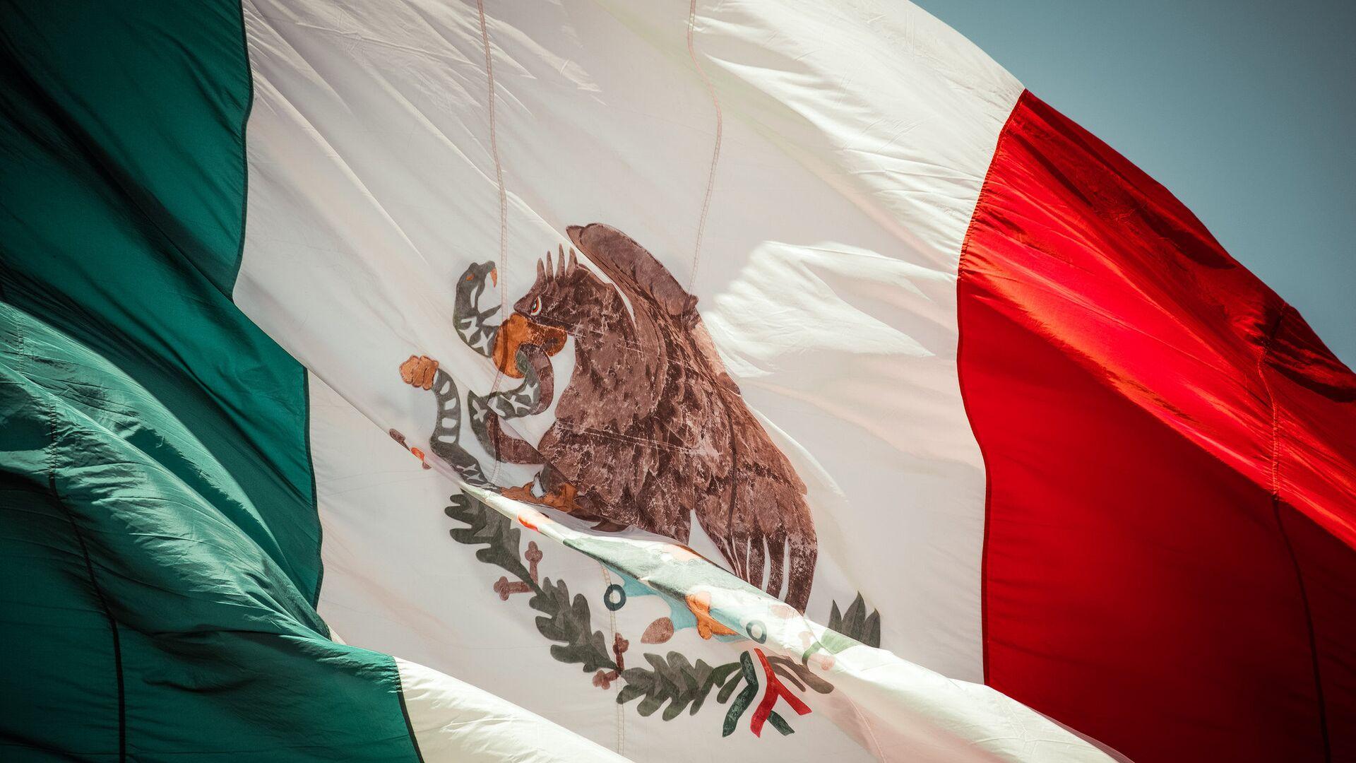 Bandera de México - Sputnik Mundo, 1920, 07.10.2021