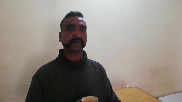 Abhi Nandan, el piloto militar indio capturado en Pakistán - Sputnik Mundo
