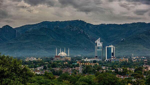 Islamabad, la capital de Pakistán - Sputnik Mundo