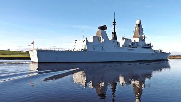 D36 HMS Defender - Sputnik Mundo