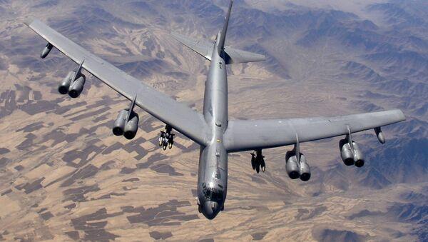 Un B-52H - Sputnik Mundo