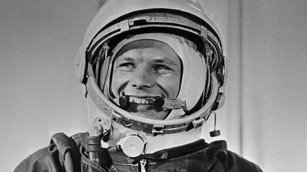 Yuri Gagarin, cosmonauta soviético  - Sputnik Mundo