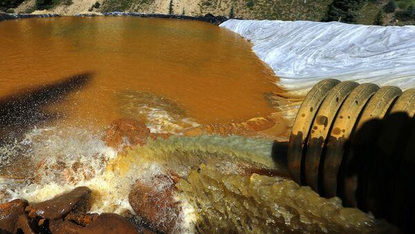 Tras el accidente con las aguas residuales de la mina Gold King - Sputnik Mundo