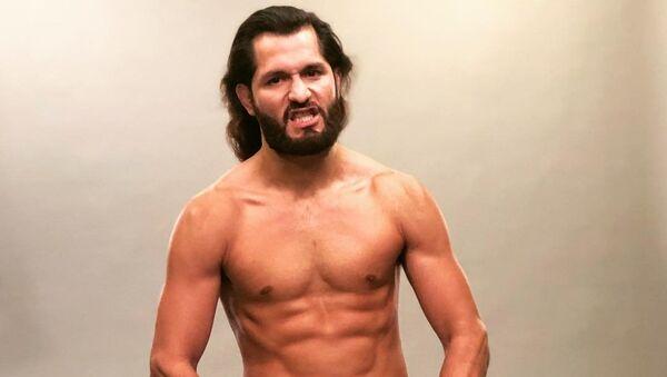 Jorge Masvidal, luchador de MMA - Sputnik Mundo