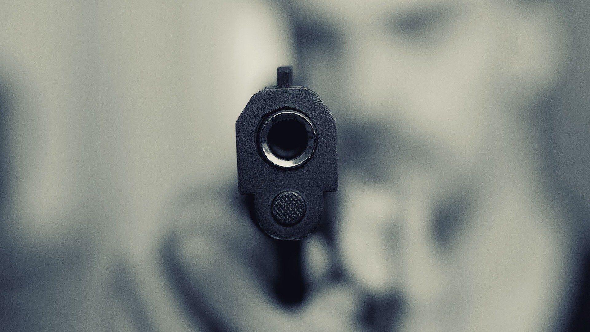 Una pistola (imagen referencial) - Sputnik Mundo, 1920, 14.10.2021