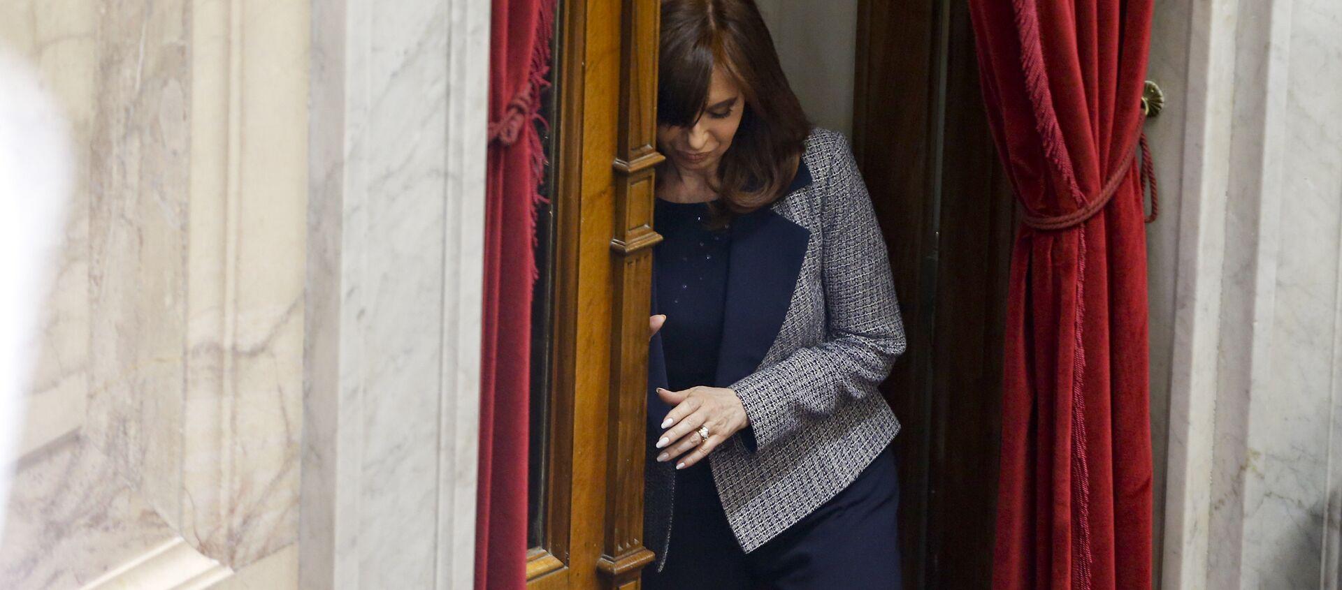 Cristina Fernández de Kirchner, expresidenta de Argentina (archivo) - Sputnik Mundo, 1920, 03.02.2020