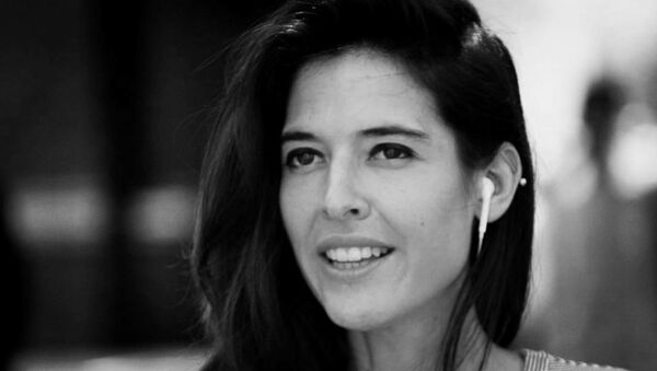 Esther Yáñez Illescas - Sputnik Mundo