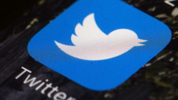 El icono de Twitter - Sputnik Mundo