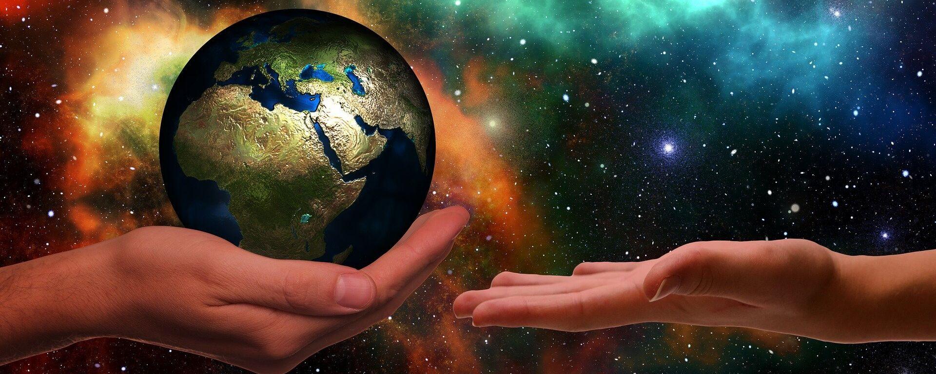 Cambio climático (imagen referencial) - Sputnik Mundo, 1920, 08.08.2021