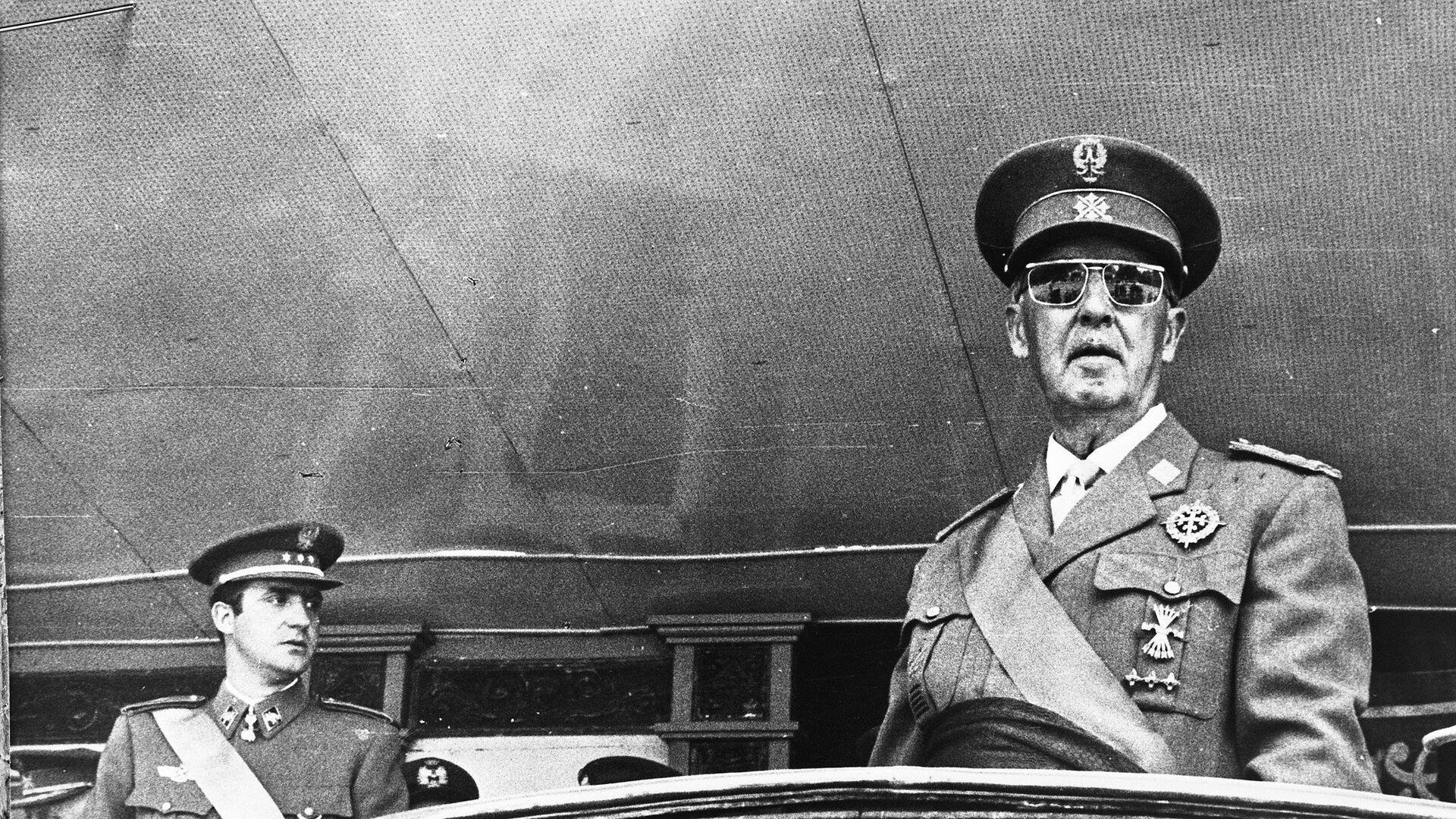 Francisco Franco, dictador español  - Sputnik Mundo, 1920, 28.07.2021