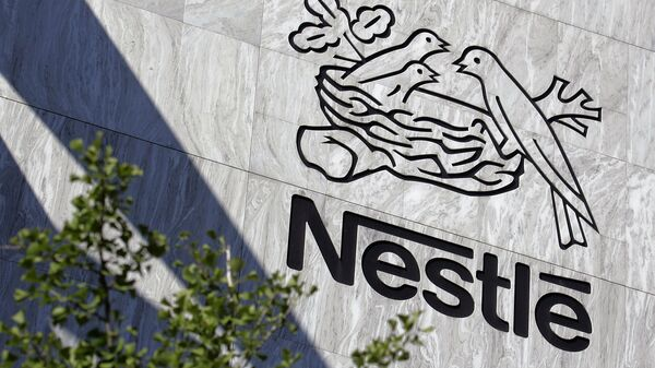 Nestlé - Sputnik Mundo