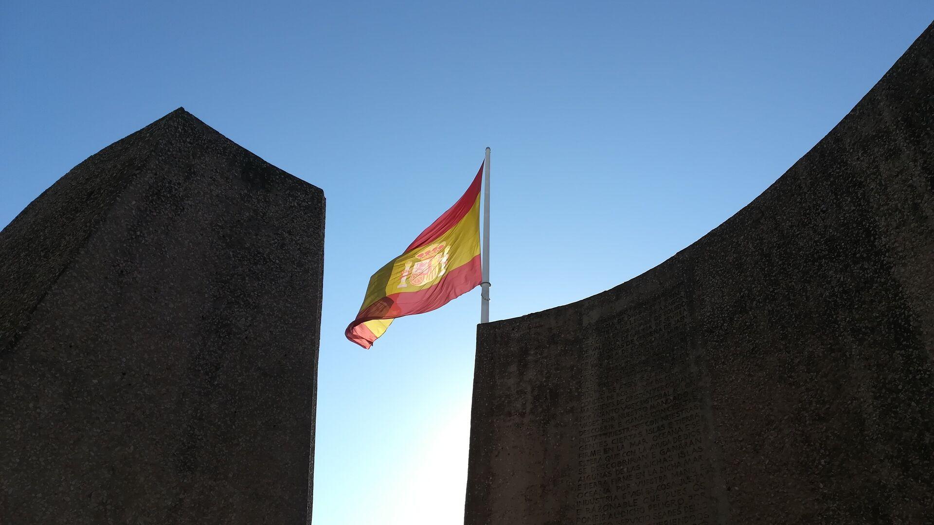 Bandera de España - Sputnik Mundo, 1920, 09.02.2021