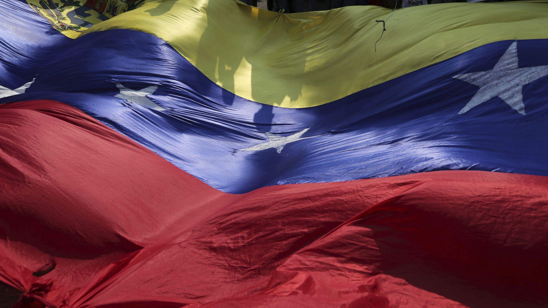 La bandera de Venezuela - Sputnik Mundo, 1920, 15.03.2021